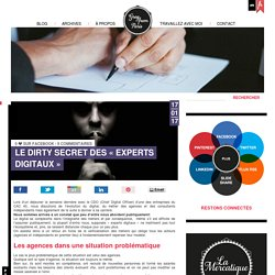Le dirty secret des « experts digitaux » - Greg from Paris