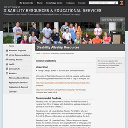 Disability Resources & Educational Services - University of Illinois