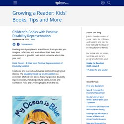 Children's Books with Positive Disability Representation - Growing a Reader: Kids' Books, Tips and More