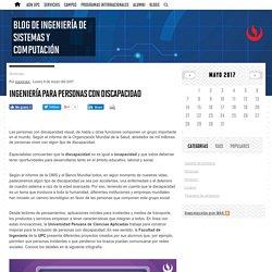 Blog de Ingeniería de Sistemas y Computación
