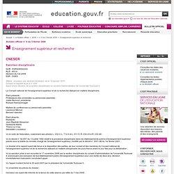 Sanction disciplinaire - ESRS0900024S