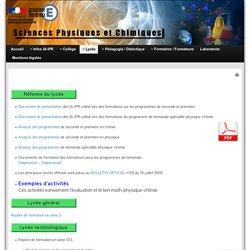 Analyse réforme - Ac Bordeaux