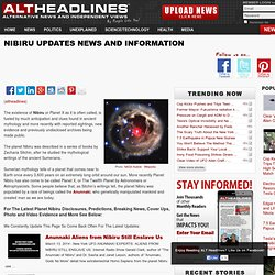 Planet X Uncovered Top Stories