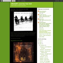 kRieGeR's journey into hell: Discografia Apocalyptica
