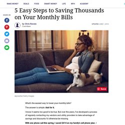 How to Ask for a Discount on Monthly Bills: A Step-by-Step Guide