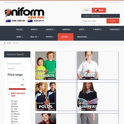 Online Store For School Uniforms Australia