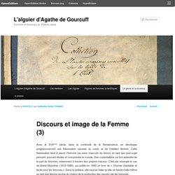 Discours et image de la Femme (3)