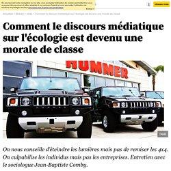 Comment le discours médiatique sur l'écologie est devenu une morale de classe - 26 novembre 2015 - Bibliobs