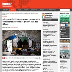 A l'opposé des discours rances, panorama de cette France qui tente de prendre soin des réfugiés