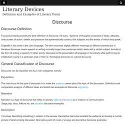 Discourse - Examples and Definition of Discourse