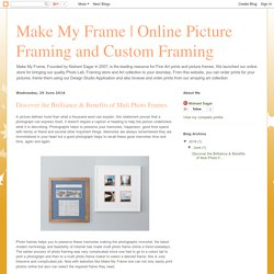 Discover the Brilliance & Benefits of Muli Photo Frames