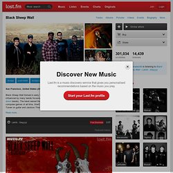 Black Sheep Wall – Discover music, concerts, stats, & pictures at Last.fm