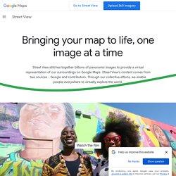Street View – Explore natural wonders and world landmarks