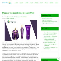 Discover the Best Online Stores in USA