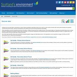 Scotland's Environment Web