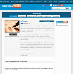 Discover A Hobby - Ultimate Directory for Finding and Learning New Hobbies!!