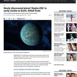 Kepler-22b | Pearltrees
