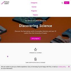 Discovering Science Program - FutureLearn