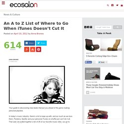 25 of the Best Music Sites and Blogs for Discovering New Artists and Musicians and Streaming Free Music
