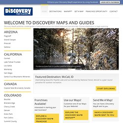 Discovery Map International - Home