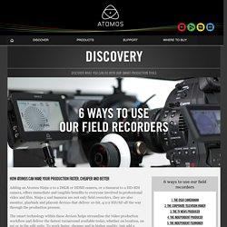 Discovery Six Ways