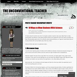 The Unconventional Teacher