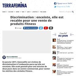 Discrimination : enceinte, elle est recalée pour une vente de produits Fitness