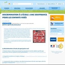 Discrimination à l'école : comment l'éviter