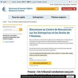 France : Un tribunal condamne easyJet pour discrimination envers un passager handicapé