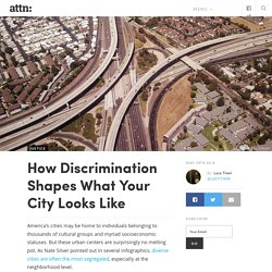 How Discrimination Shapes City Landscape Design