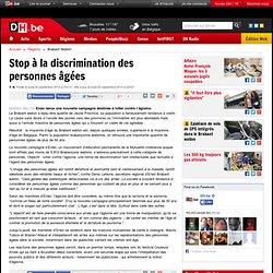 Stop à la discrimination des personnes âgées