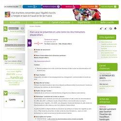 Plan Local de prévention et Lutte Contre les Discriminations d'Aubervilliers