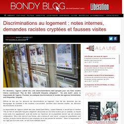 Discriminations au logement : notes internes, demandes racistes cryptées et fausses visites