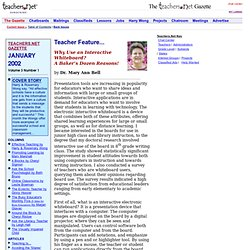 GAZETTE - Teachers.Net Gazette provides news from Teachers.Net direct to teachers around the world. Teachers.Net features 24 hour discussions with teachers around the globe. Early childhood chatboard primary elementary chatboard upper element