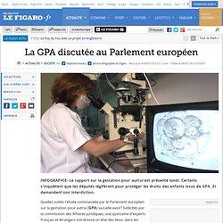 La GPA discutée au Parlement européen
