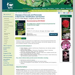Diseases of Annuals and Perennials