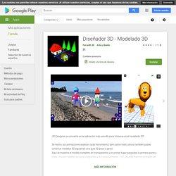 3D Designer - Modélisation 3D – Applications sur GooglePlay