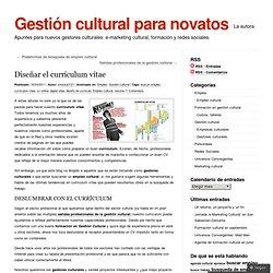 Gestión cultural para novatos