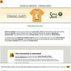 Diseño de camisetas-Striking-Shirts
