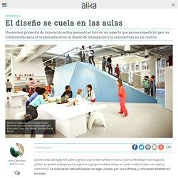 El diseño se cuela en las aulas - Aika Educación