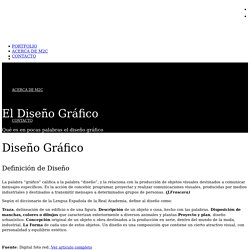 Diseño Gráfico - M2C DESIGN