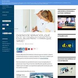 Diseño de Servicios ¿Qué es el BluePrint y para qué sirve? - Clavei blog