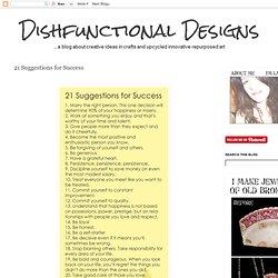 Dishfunctional Designs