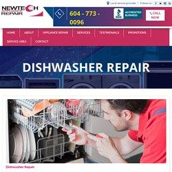 Dishwasher repair Pitt Meadows