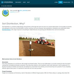 Soil Disinfection, Why?: silver_peroxide