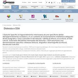 Dislessia e DSA