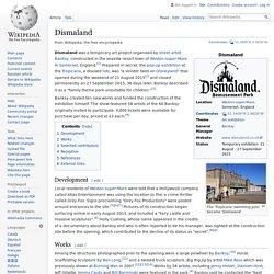 Dismaland - Wikipedia