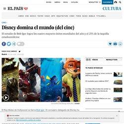 Disney domina el mundo (del cine)