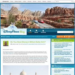 Disney Parks Blog - The official blog for Disneyland Resort, Walt Disney World and Disney Cruise Line