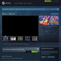 Disney's Hercules en Steam